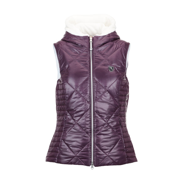 Grape Edna Vest - WOMEN / OUTLET
