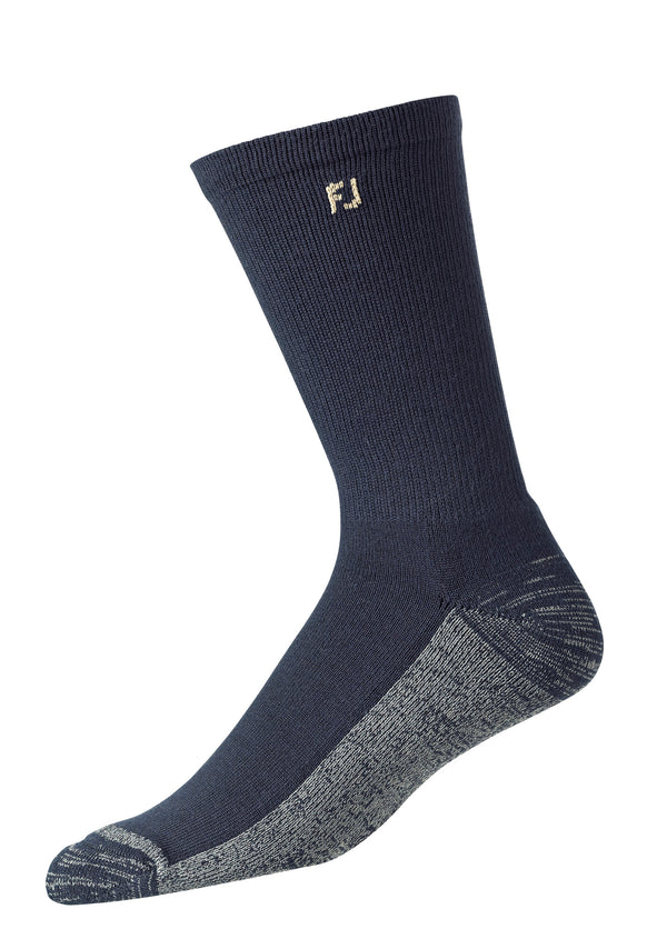 Navy 'ProDry' Crew Sock - MEN / SS20