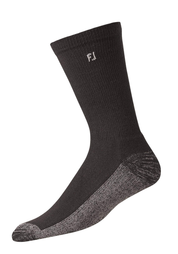 Charcoal 'ProDry' Crew Sock - MEN / SS20