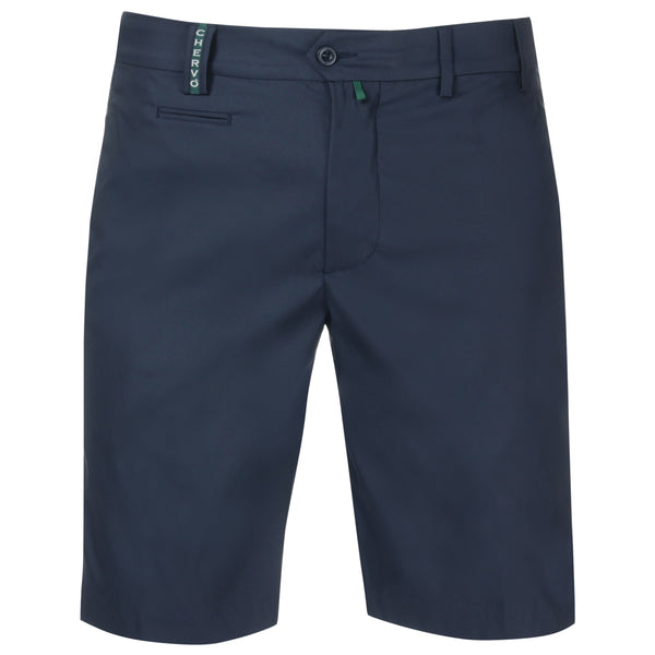 NAVY GARCIA BERMUDA SHORTS - Men / OUTLET