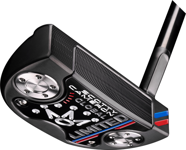 Right Handed 'Global' Putter - Limited Edition  / 2019