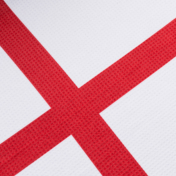 WHITE 'England' Microfibre Towel - LIMITED EDITION