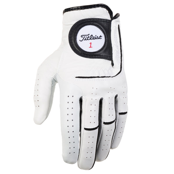 White 'Players Flex' Golf Glove - MEN / SS20
