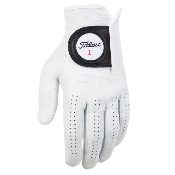 White 'Players' Golf Glove - MEN / SS20