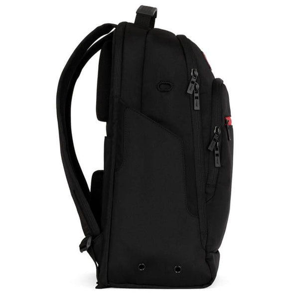 BLACK 'PLAYERS' BACKPACK - 2020