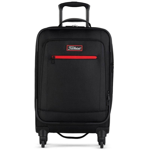 "BLACK 'PLAYERS' 20"" SPINNER TRAVEL CASE - 2020"