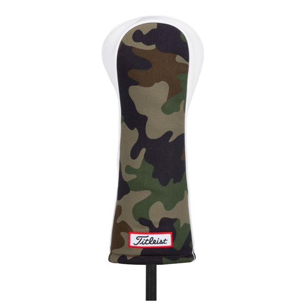 Camo 'Driver' Headcover - Limited Edition