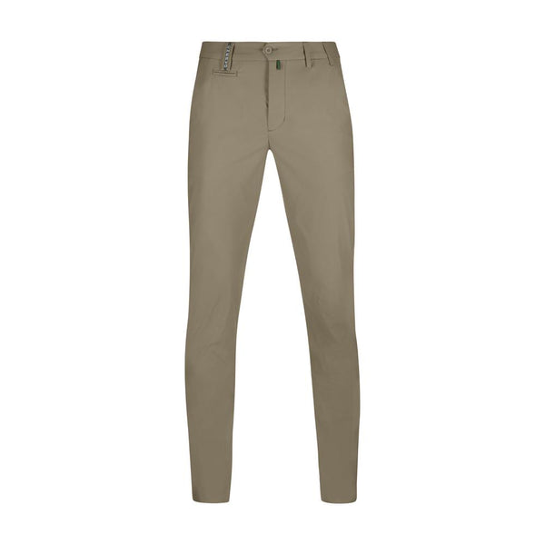 TOFFEE BEIGE SAIKO TROUSERS - MEN / OUTLET