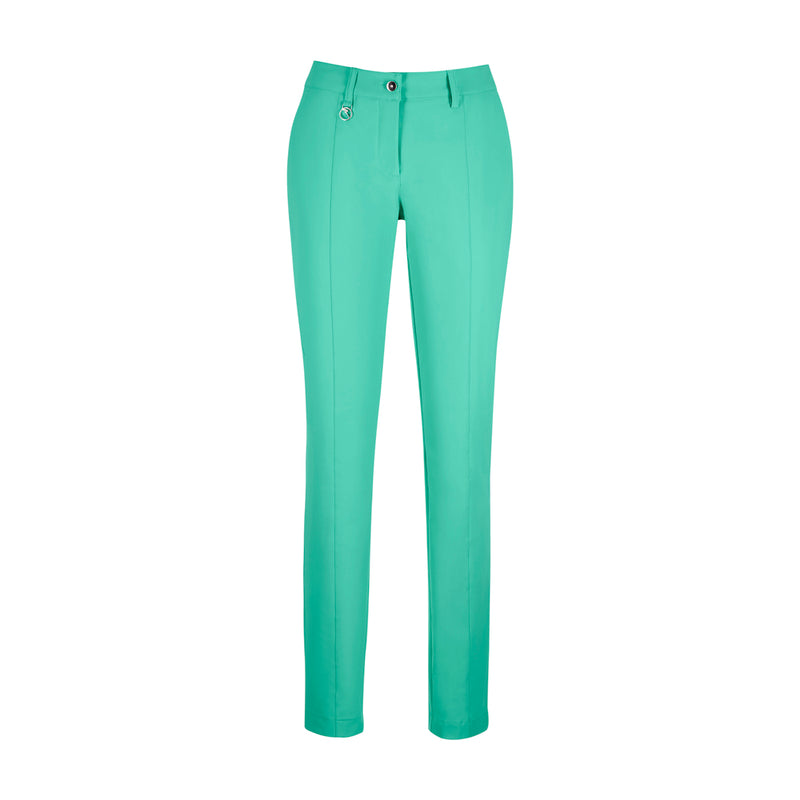 PARADISE GREEN SIRENA TROUSERS   -  SS17