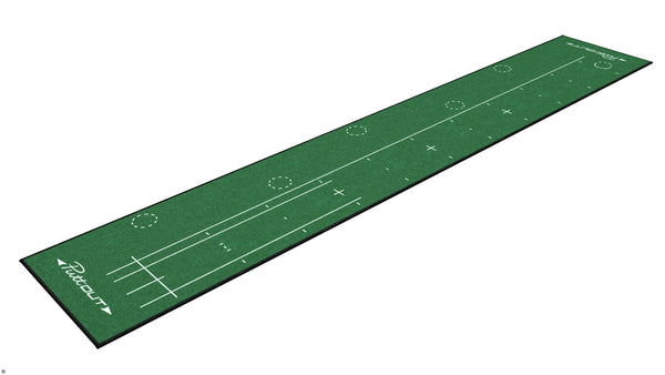Green 'Large' Putting Mat