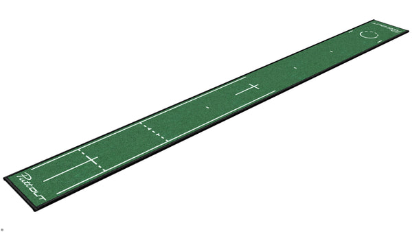 Green 'Slim' Putting Mat