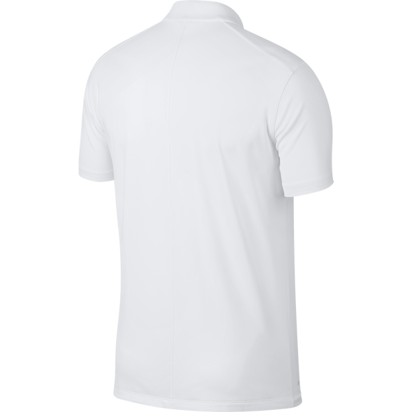 WHITE/COOL GREY Dry Victory Golf Polo (Regular Fit) - Men's / SS18