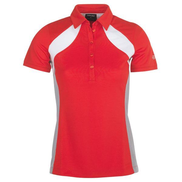 RED MADISON VENTIL8 SHIRT -WOMEN / OUTLET