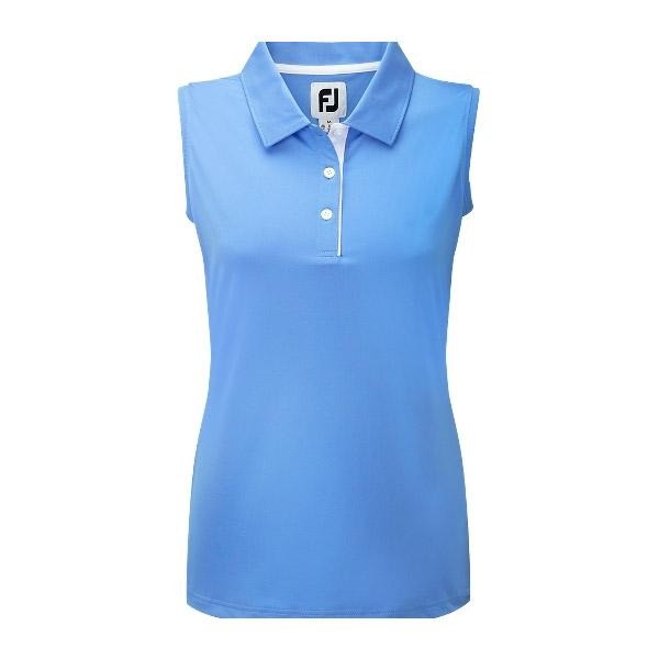 Golf WOMEN'S SLEEVELESS STRETCH LISLE  - 2017