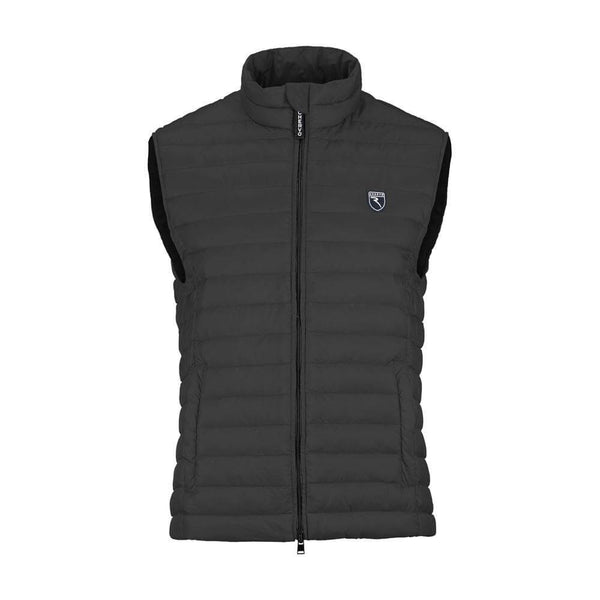 BLACK EMILIO VEST - MEN / OUTLET