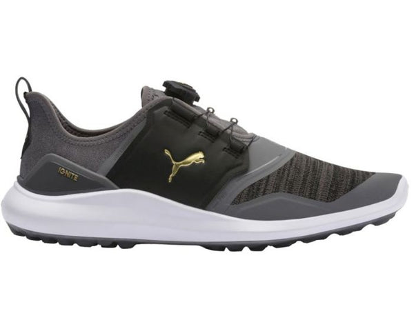 grey 'IGNITE NXT DISC' golf shoe - MEN / SS20