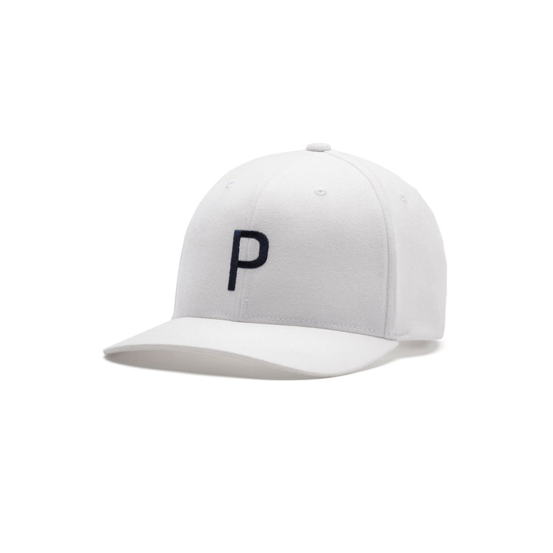 WHITE 'X P 110' Adjustable Cap - LIMITED EDITION / SS20
