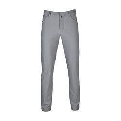 PLATINUM GREY STOPPA TROUSERS - MEN / OUTLET