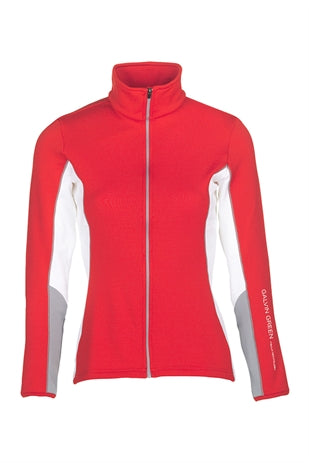 RED 'DIANA' INSULA JACKET - WOMEN / OUTLET