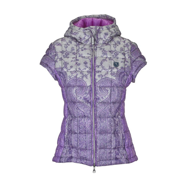 PURPLE ELECTRA VEST - WOMEN / OUTLET