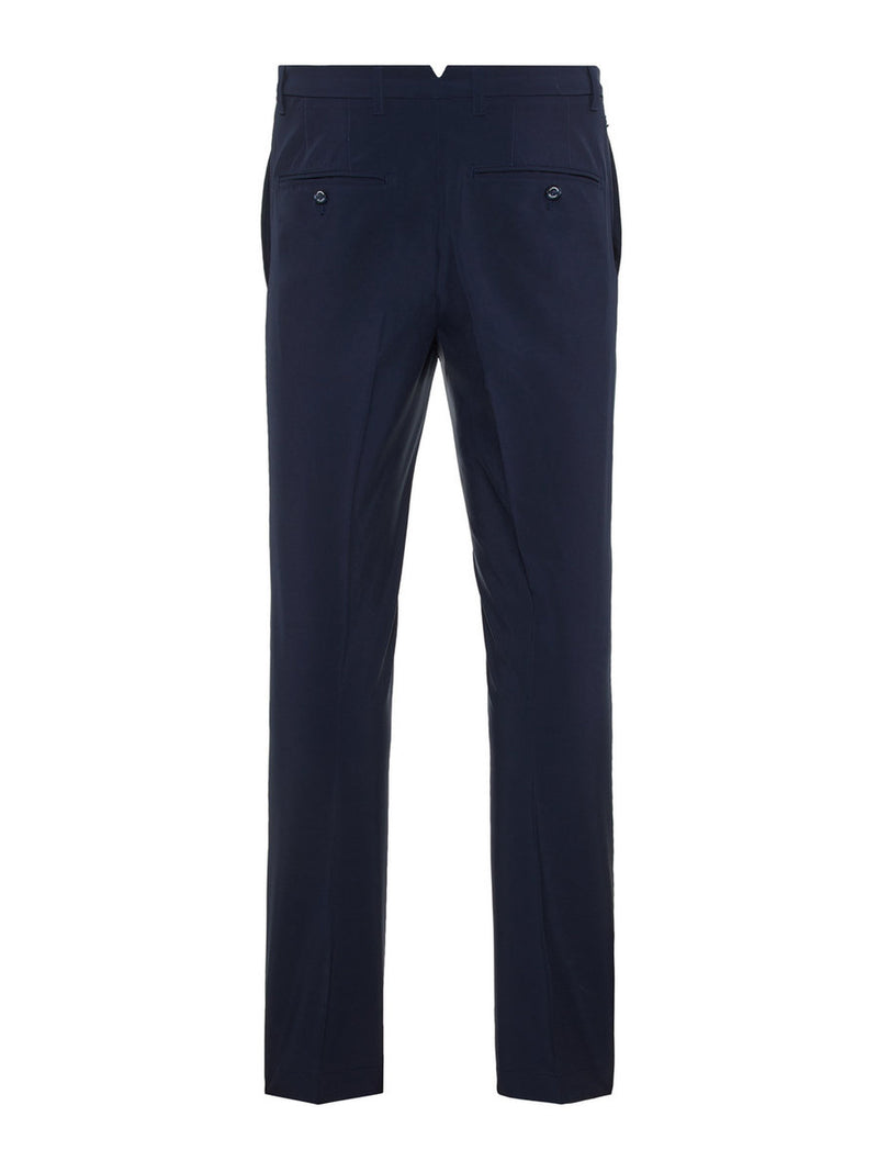 Navy Ellott Tight Micro Stretch Golf Trouser - Men's / SS20