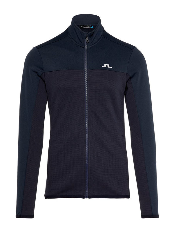 JL Navy M Hubbard Mid Jkt Struct. J Jersey Performance - Men's / AW18