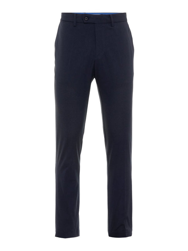 Navy Vent Tight Fit Classic Golf Trouser - Men's / SS19