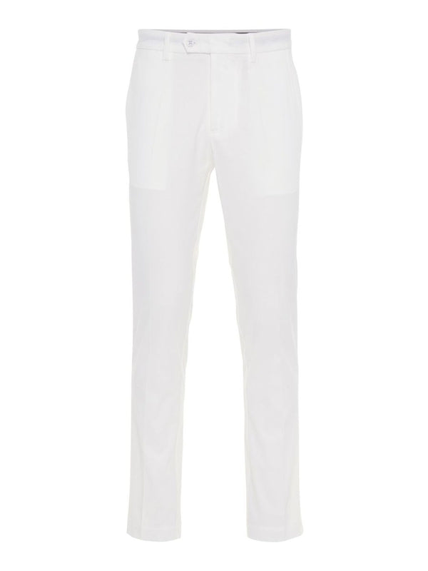 WHITE 'Vent' Golf Trouser - MEN / SS20