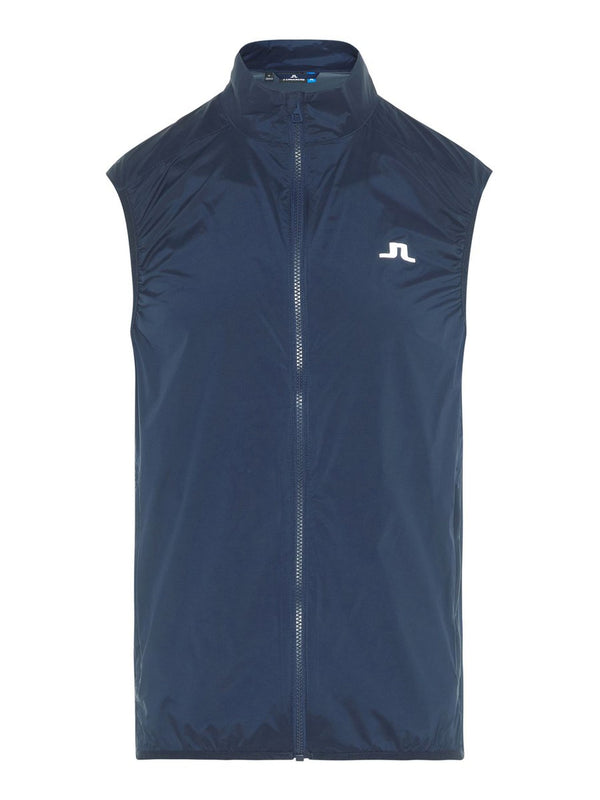 JL Navy Yosef Trusty Golf Vest  - Men's / SS19