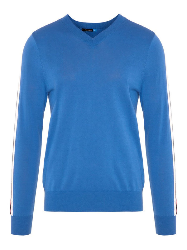 Work Blue NOLANS PIMA COTTON SWEATSHIRT  - Men's / SS19