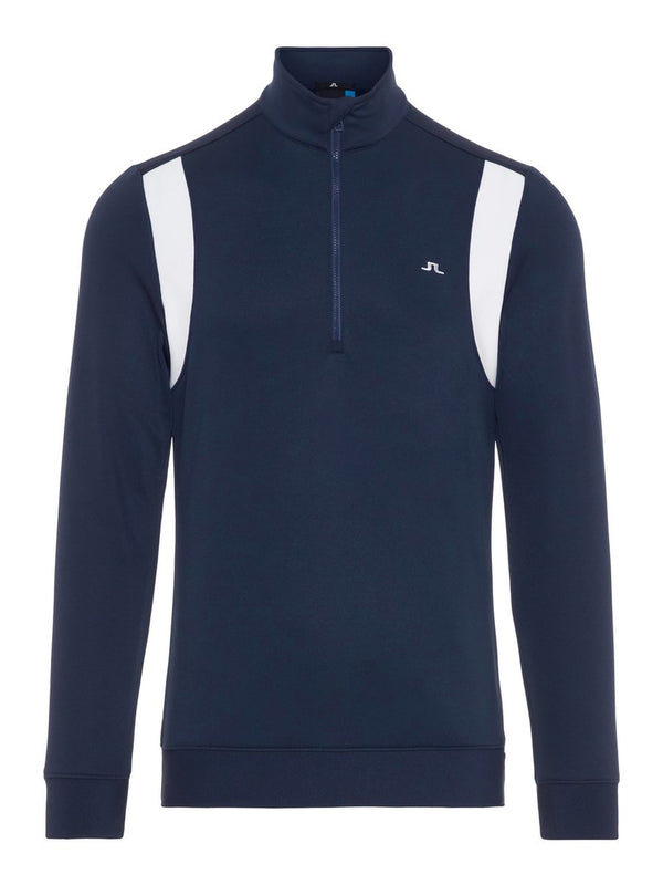 Navy FOX Performance Golf mid-layer - Men's / SS19