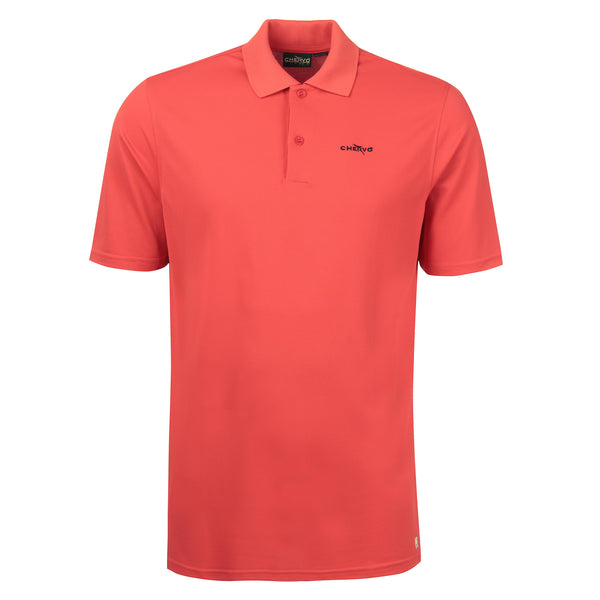 PAPAYA ORANGE ACCOLTO POLO - Men's / 2018