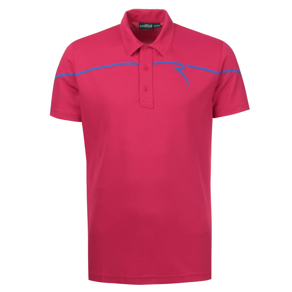 JOLIE FUCHSIA ALTERIO POLO - Men / OUTLET