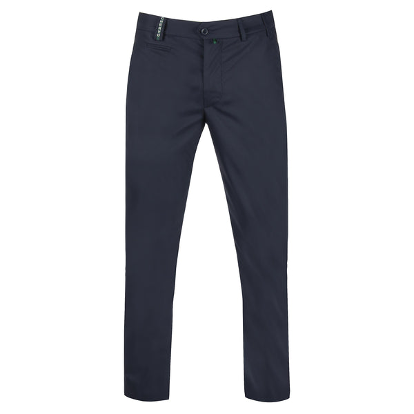 Navy SPELL GOLF TROUSER - Men / OUTLET