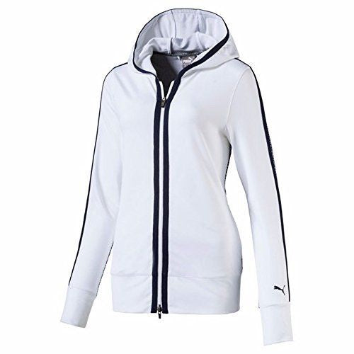 WHITE Golf Hoodie - WOMEN / OUTLET