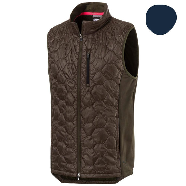NAVY 'EXTREME' GOLF VEST - MEN / OUTLET