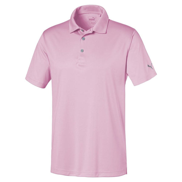 Pink 'Rotation' Golf Polo - MEN