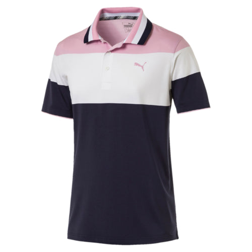 PINK NINETIES GOLF POLO - MEN'S / SS19