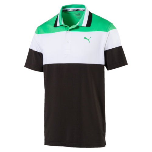 GREEN NINETIES GOLF POLO - MEN'S / SS19