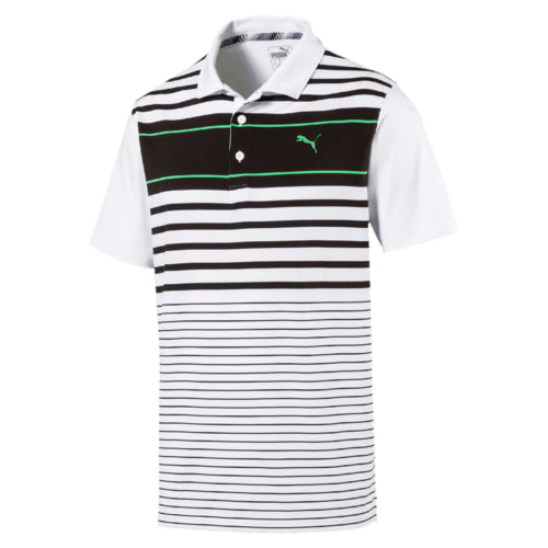 GREEN SPOTLIGHT GOLF POLO  - MEN'S / AW19