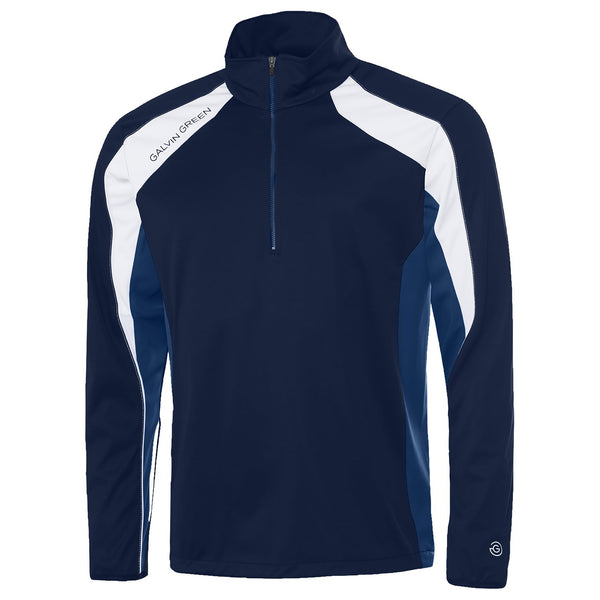 NAVY/BLUE/WHITE LENNOX INTERFACE™ GOLF JACKET - Men's / SS18