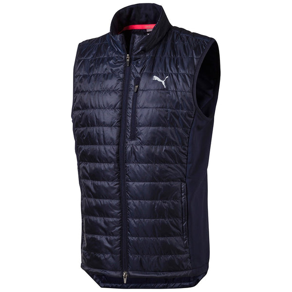 nAVY Quilted Primaloft Vest - MEN / OUTLET