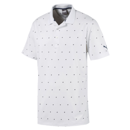White 'Skerries' Golf Polo - MEN / OUTLET