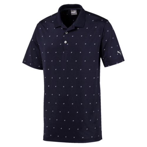navy 'Skerries' Polo golf - men / aw19