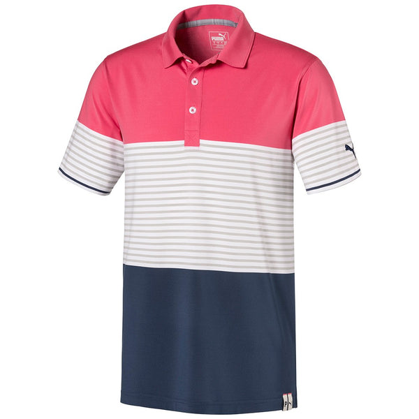 Rapture Rose 'Cloudspun Taylor' Golf Polo - MEN / SS20