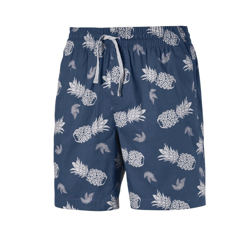 "NAVY Islands Dock Golf Short 7"" - ISLAND TIME COLLECTION - MEN'S / 2020"