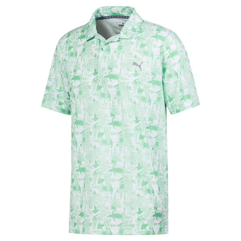 GREEN 'Chompers' GOLF Polo - LIMITED EDITION / MEN