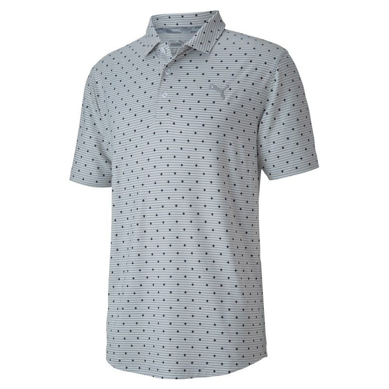 RISE 'CLOUDSPUN SCATTER GOLF POLO' - MEN / AW20