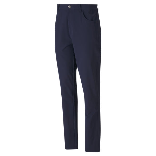 Navy '5 pocket' UTILITY Golf Trouser - men / aw20