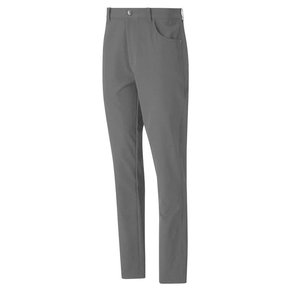 Grey '5 pocket' UTILITY Golf Trouser - men / aw20